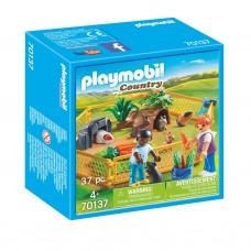 Playmobil: 70137 Kinderen met kleine dieren